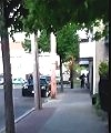 Naked Man In The Street