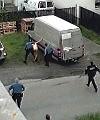 Naked man gets arrested