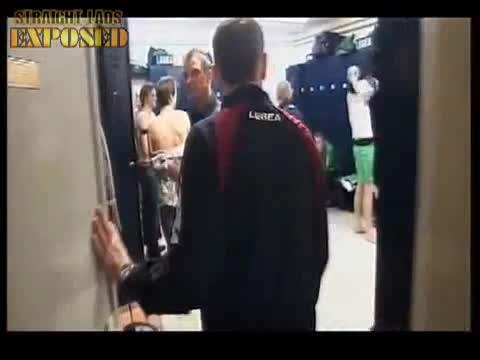 dutch locker room