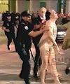 naked protestor arrested
