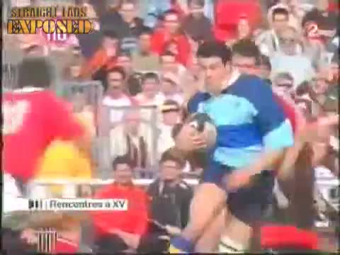 french rugby dacking