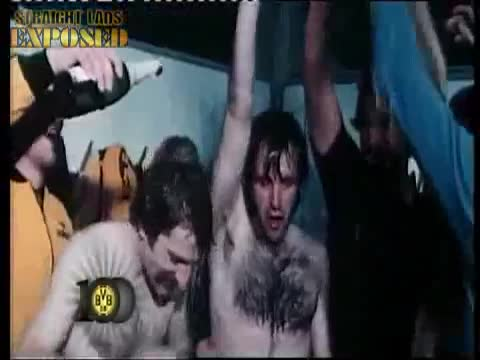 Dortmund FC caught naked