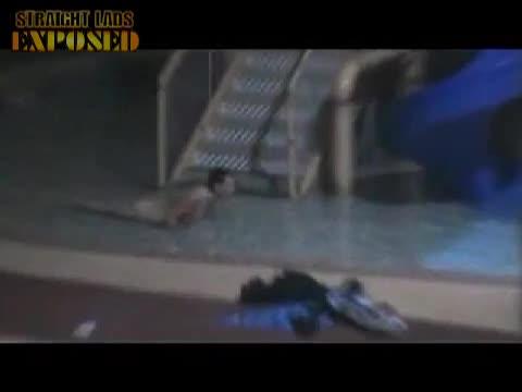 Hotel skinny dip