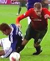 footballer pop out