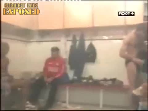 French locker room