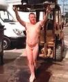 Naked Steve ice bucket