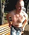 naked walk in park