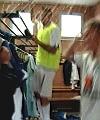 italian locker room