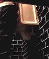 pissing at urinals