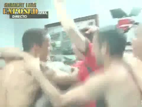 italian football players celebrating