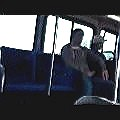 Exhibitionist in the bus