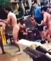 Naked Vegas Man