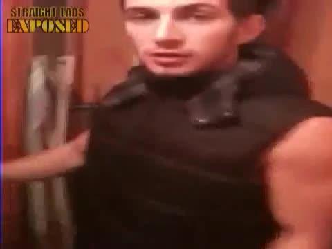 lad tries to strip friend
