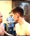 Roberto Marroquin and Antonio Escalante weigh in