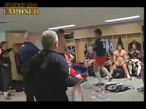 lombard and moni naked in locker room