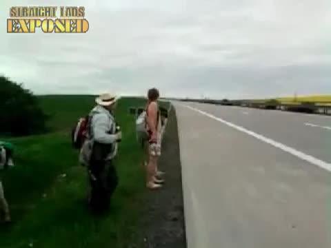 naked autobahn streakers