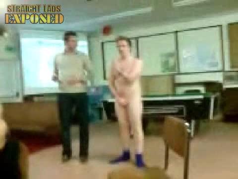 naked lad