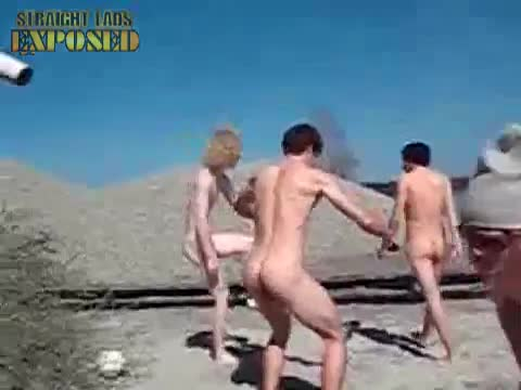 naked lads at beach