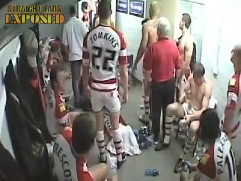 wigan warriors locker room