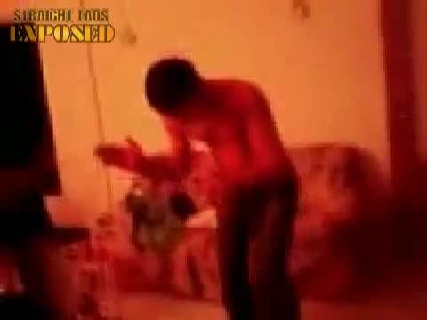 naked chav dance