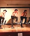 Redditch Charity Night Full Monty