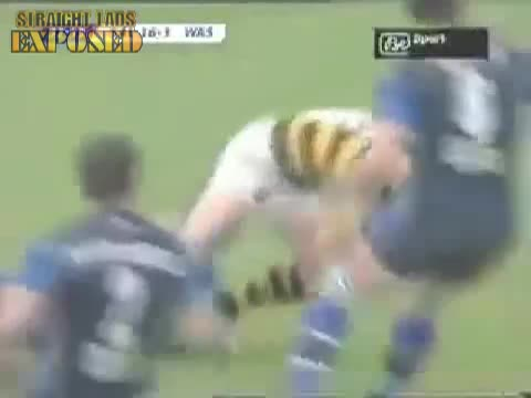 rugby player bulge