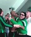 Lads Celebrate Naked