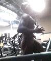 Black Man At The Gym Naked