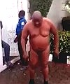 Naked Fat Man