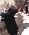 Pissing On Russian Street
