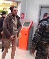 Naked Russian Shop Arrest