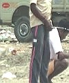 Indian Man Pissing