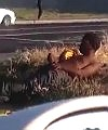 Wank At The Roadside
