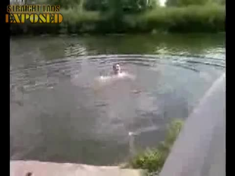 skinny dipping lad