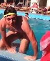 Naked Pool Lad