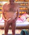 Old Man Shaves