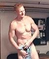 Amateur Movie Ginger Guy