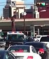 Naked Black Man On Car