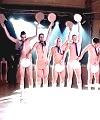 Uni Plate Dance
