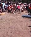Meredith Music Festival Naked Run