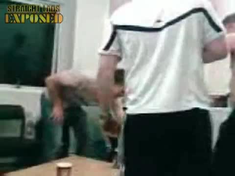 chav lads stripping