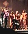 Koblevo Naked Lads On Stage