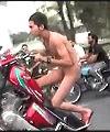 Naked Wheelie