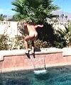 Naked Pool Jump Vine