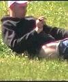 Russian Man In A Field