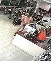 Russian Man In A Shop