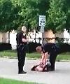Man Runs Down South Street Naked