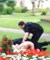Naked Man Vs. British Cops