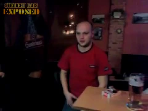 bald pub stripper