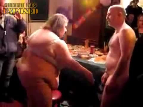 lad stripped by stripper